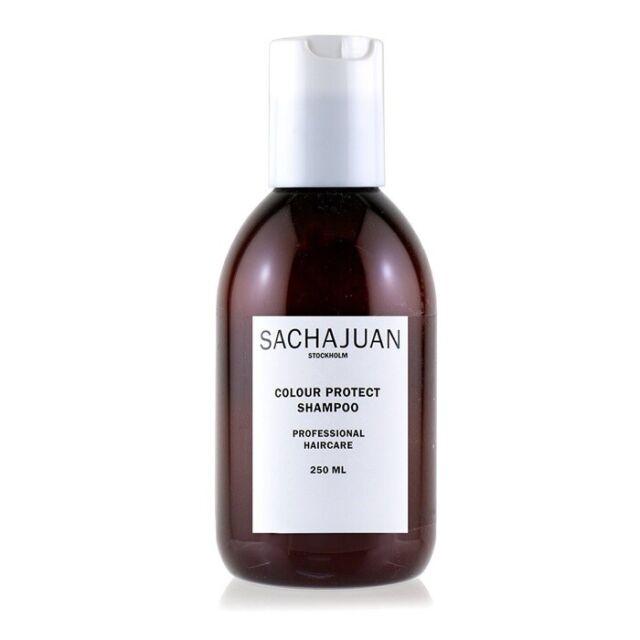 NEW Sachajuan Colour Protect Shampoo 250ml Mens Hair Care
