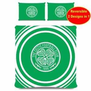 Neu Celtic F C Doppelbettwasche Set Kinder Ventilator Schlafzimmer