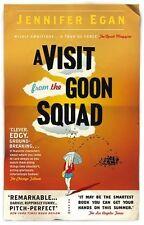 A Visit From the Goon Squad,Jennifer Egan- 9781849010337