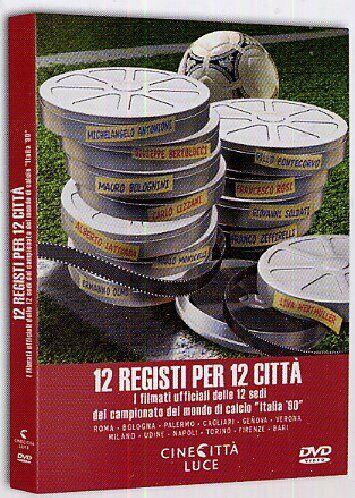 12 Registi Per 12 Citta' DVD ISTITUTO LUCE