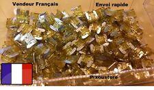 Lot de 5 micro fusibles 20 Amp 20A auto moto automobile voiture 10x11mm 1-25