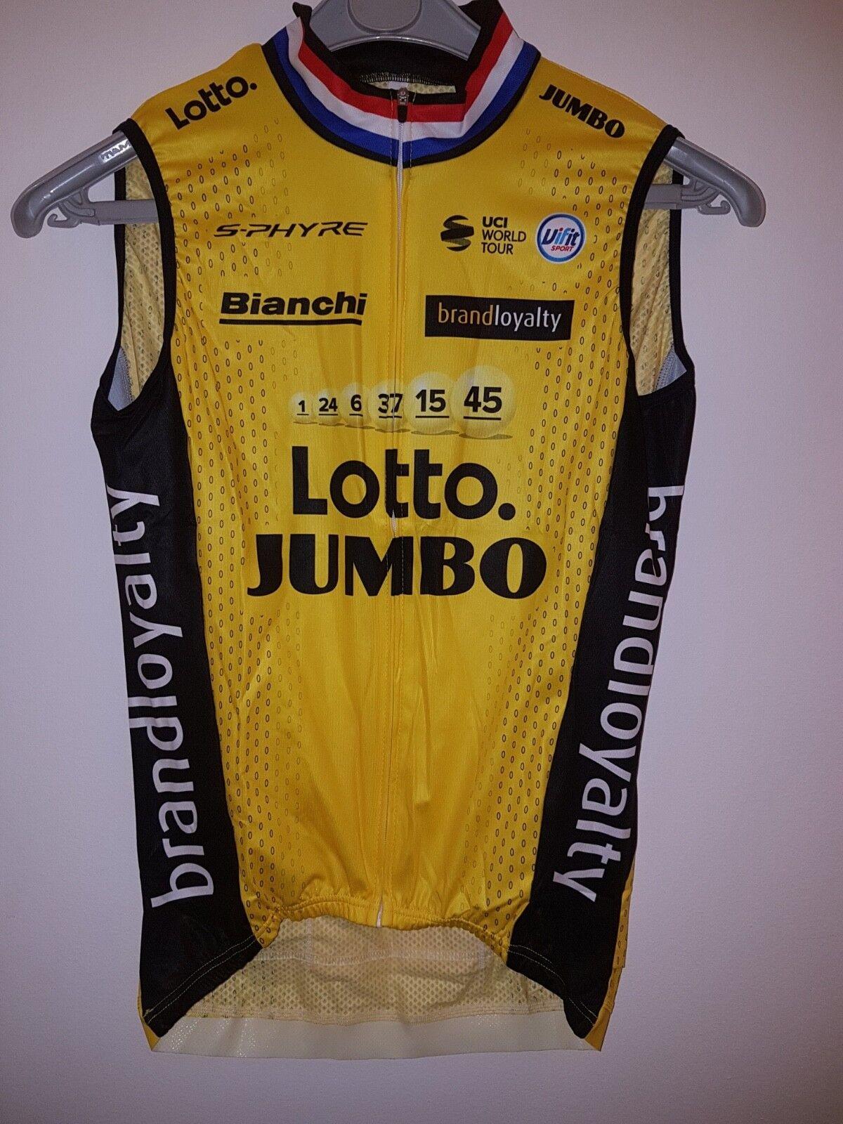 Maillot cycliste vélo GROENEWEGEN cyclisme tour france cycling jersey radtrikot
