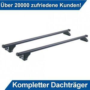 Audi-A4-B8-Avant-08-15-Stahl-Dachtraeger-Fahrzeugspezifish-Kpl