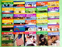Childrens Books Phonics Learn Learning To Read Set Beginning Readers Lot 30
