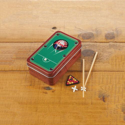 TIN TOP piscina Mini Gioco da Tavolo Gioco Set Giocattolo Ufficio Regalo Novità Calza Filler