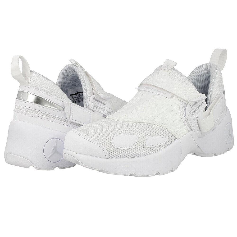 Nike Jordan Trunner LX Weiss 897992-100 Herren Freizeit Schuhe Turnschuhe Neu Gr.46