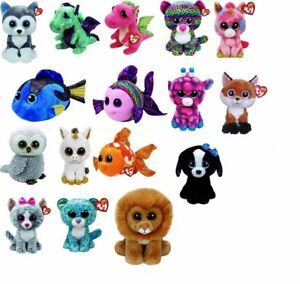 1 X Ty Beanie Boos Large Plush Soft Toy Approx 16.5 Inch (42cm)