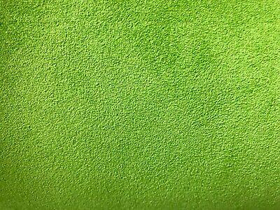 original alcantara stoff neon gr n cover mit 5mm schaumstoff r cken 150cm breit ebay. Black Bedroom Furniture Sets. Home Design Ideas