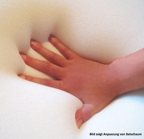 Schaumstoff nach Maß Gel Gelschaum oder PU Schaum Sondermaß Zuschnitt Polster
