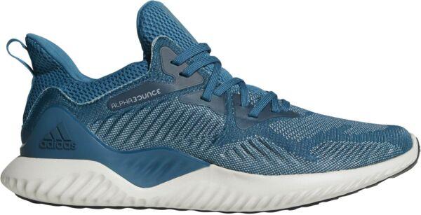 Adidas Alphabounce Oltre Scarpe Da Corsa Da Uomo-blu
