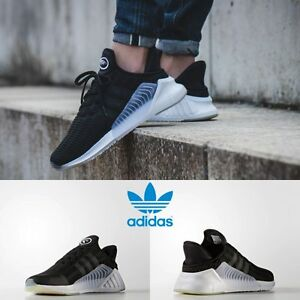 82388b547280fd Image is loading Adidas-Unisex-Original-ClimaCool-Black-Black-White-BZ0249-