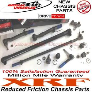 Heavy Duty Kit 08-10 Ford F250 F350 Super Duty 4x4 Tie Rods Drag Link Sleeves