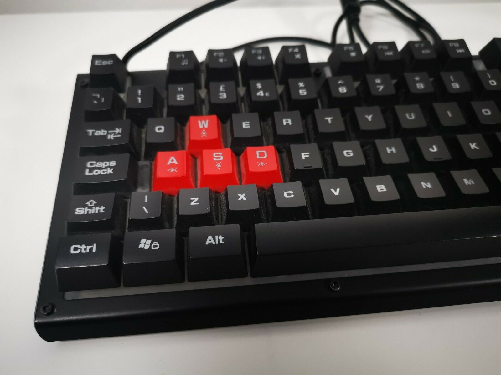 Tecknet Professional Gaming Keyboard.