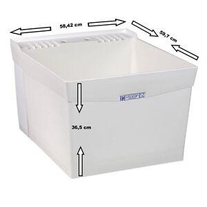Extra Large Laundry Tub : Utility sinks Washtub Wash basin Sink Tub 15W extra large and deep ...