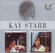 I Cry by Night/Losers, Weepers by Kay Starr (CD, Mar-1997, Emi)