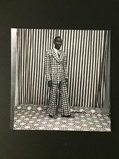 MALICK SIDIBE, 'A moi seul'  exhibition art card, 2016-17