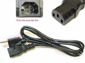 """Proscan 32LB45Q 32/"""" inch LCD HD TV Monitor Power Cable Cord Plug AC NEW 5ft"""