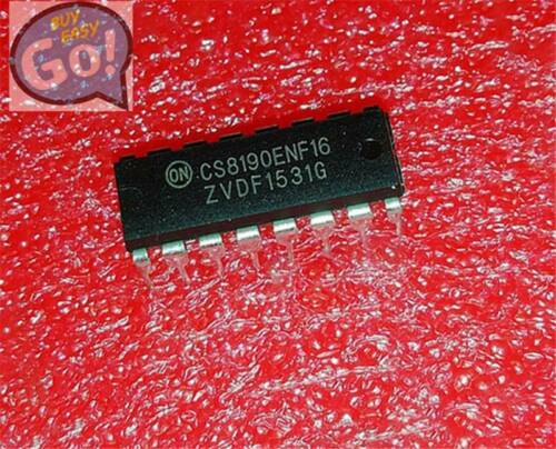 NEW 1PCS CS8190 CS8190ENF16 8190 Air core Tach Speedometer with Zero return
