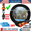 thumbnail 1 - Trampoline Sprinkler Water Spray Outdoor Summer Fun Backyard Waterpark Game 39FT