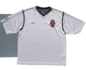 cheap for discount c3693 e10db Details about New York Metrostars Redbulls MLS Jersey Adult XL USA USMNT XL  Home Kit Nike