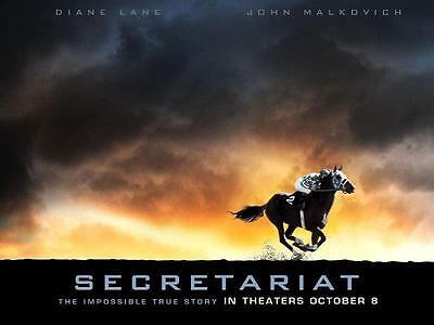 SECRETARIAT Movie Poster Triple Crown Horse Racing 8 x 10 Photo Print