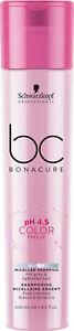 Schwarzkopf-BC-BONACURE-Color-Freeze-Silver-silber-Shampoo-colorierte-Haar-250ml
