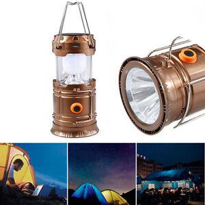 Collapsible-High-Power-Solar-Panel-Tent-Night-Protable-Lantern-LED-Hiking-Lamp