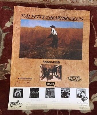 STEVIE RAY VAUGHAN 2002 essential 2 sided promotional poster Flawless condition