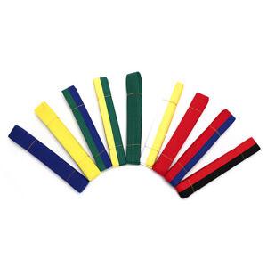 taekwondo kampfsportgürtel karate judo einheitliche bundgurt schärpe 220cR_ju