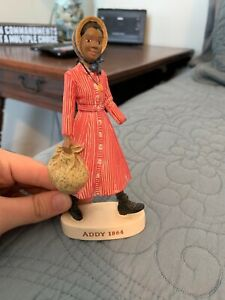 AMERICAN GIRL COLLECTION, ADDY 1864, HANDCRAFTED FIGURINE