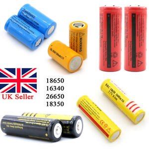 18650-16340-26650-18350-Battery-3-7V-Rechargeable-Li-ion-1200-3600-4000-6000-mAh