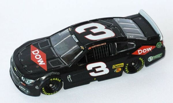 #3 Rcr Ford Nascar Test Car 2014 * Dow Automotive * Austin Dillon - 1:64 Lionel Haute RéSilience