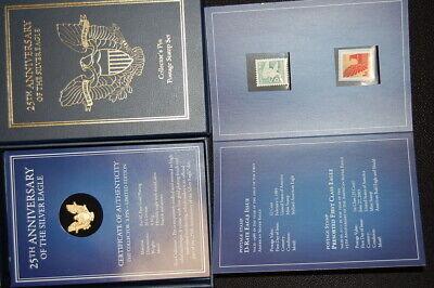 Geschickt Usa 1 Dollar Silber & 5 Dollar Gold 1986, 2011 Usa Eagle Jubilee Pp Waren Des TäGlichen Bedarfs