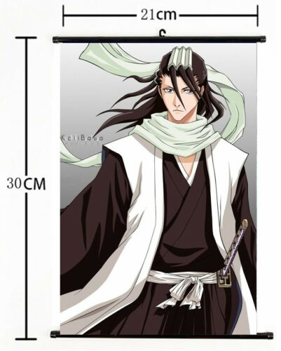 441 HOT Anime BLEACH Wall Poster Scroll Home Decor Cosplay A
