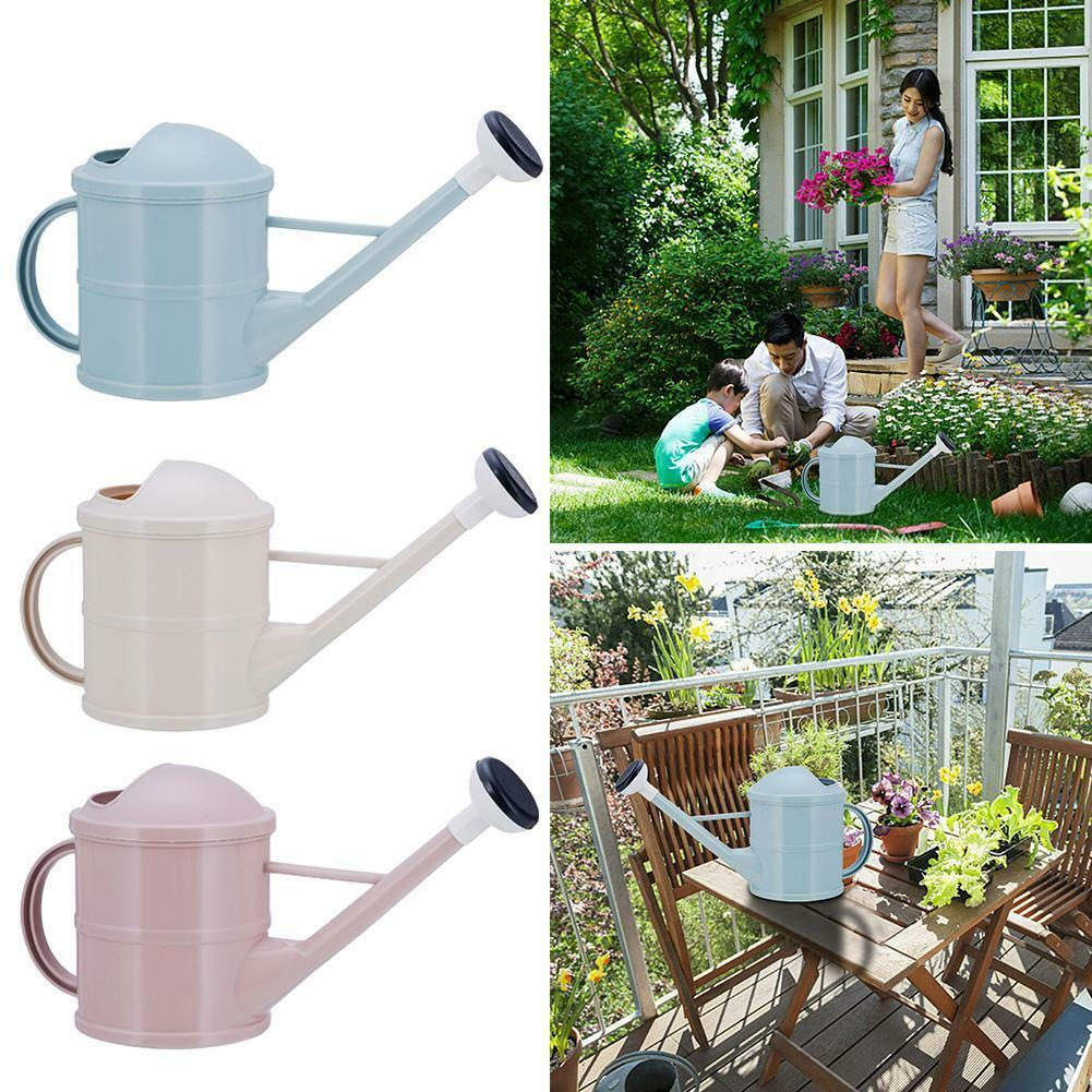 1.5L Indoor Small Watering Can Long Narrow Spout Sprinkler Kettle For Plants