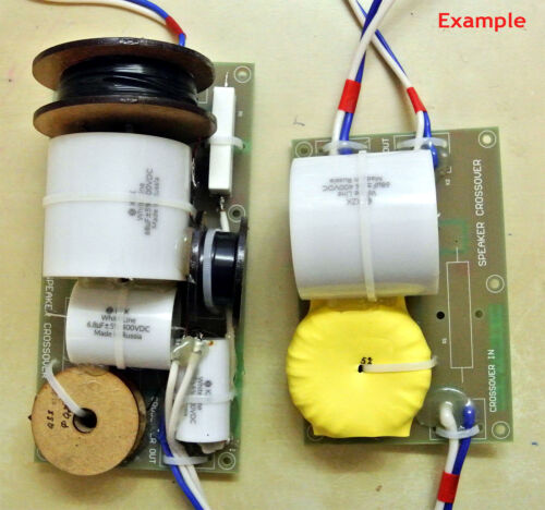 8.2uF 250V 5/% Matched Pair New Russian AUDIO Speaker Crossover Film Capacitors