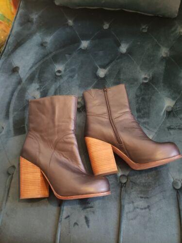 Nordstrom Stella Block Heel Boots Size 8 Worn once
