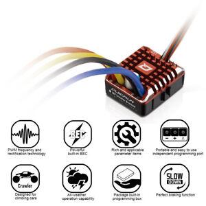 Hobbywing-QuicRun-1080-Waterproof-Brushed-80A-ESC-Program-Card-For-Crawler