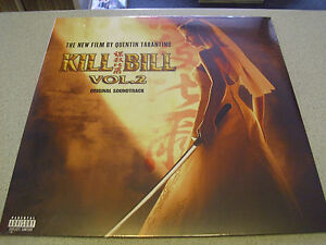 OST-Kill-Bill-Vol-2-LP-Vinyl-Neu-amp-OVP-Quentin-Tarantino