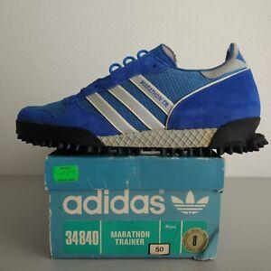 brand new 69866 80e00 Image is loading Adidas-Marathon-TR-US-8-Made-in-Yugoslavia-