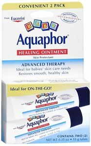 Aquaphor Baby Healing Ointment On-The-Go 0.70 oz (Pack of 4)