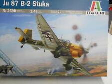 ITALERI 1/48 - AEREO JU 87 B-2 STUKA- ART. 2690