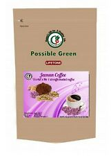 Jamun Blackberry Powder & Ginger Herbal Coffee Sugar Control,Far Burn 60 Grams