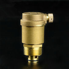 """Brass Automatic Air Vent valve for Solar Water Heater Pressure Relief DN15 1/2"""""""