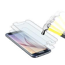 3 x Panzerfolie Samsung Galaxy S6 Klar Panzer TPU Displayschutz Folie Extrem