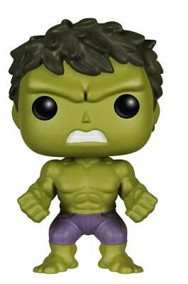 Funko Pop Hulk Marvel Avengers Age Of Ultron Genuine Figure Bobblehead Boxed 4""