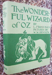 The-Wonderful-Wizard-of-Oz-Deluxe-Facs-of-1900-First-Edition-w-MAP-L-Frank-Baum