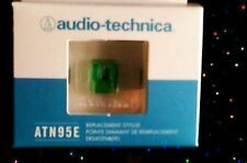 Audio TECHNICA ATN 95 e/originale di ricambio ago/ORIGINAL REPLACEMENT Stylus
