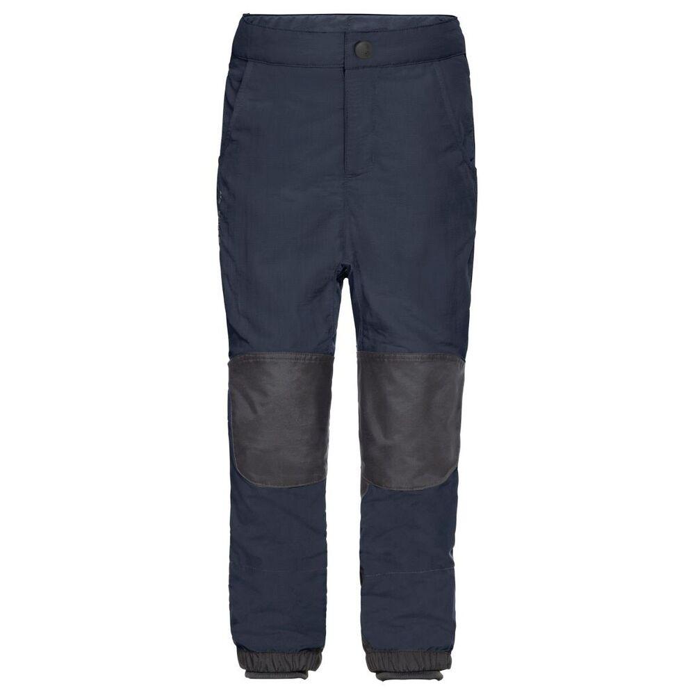 Collection Ici Vaude Sylvestre Pants Iii Enfants Trekkinghose Bleu AgréAble Au Palais