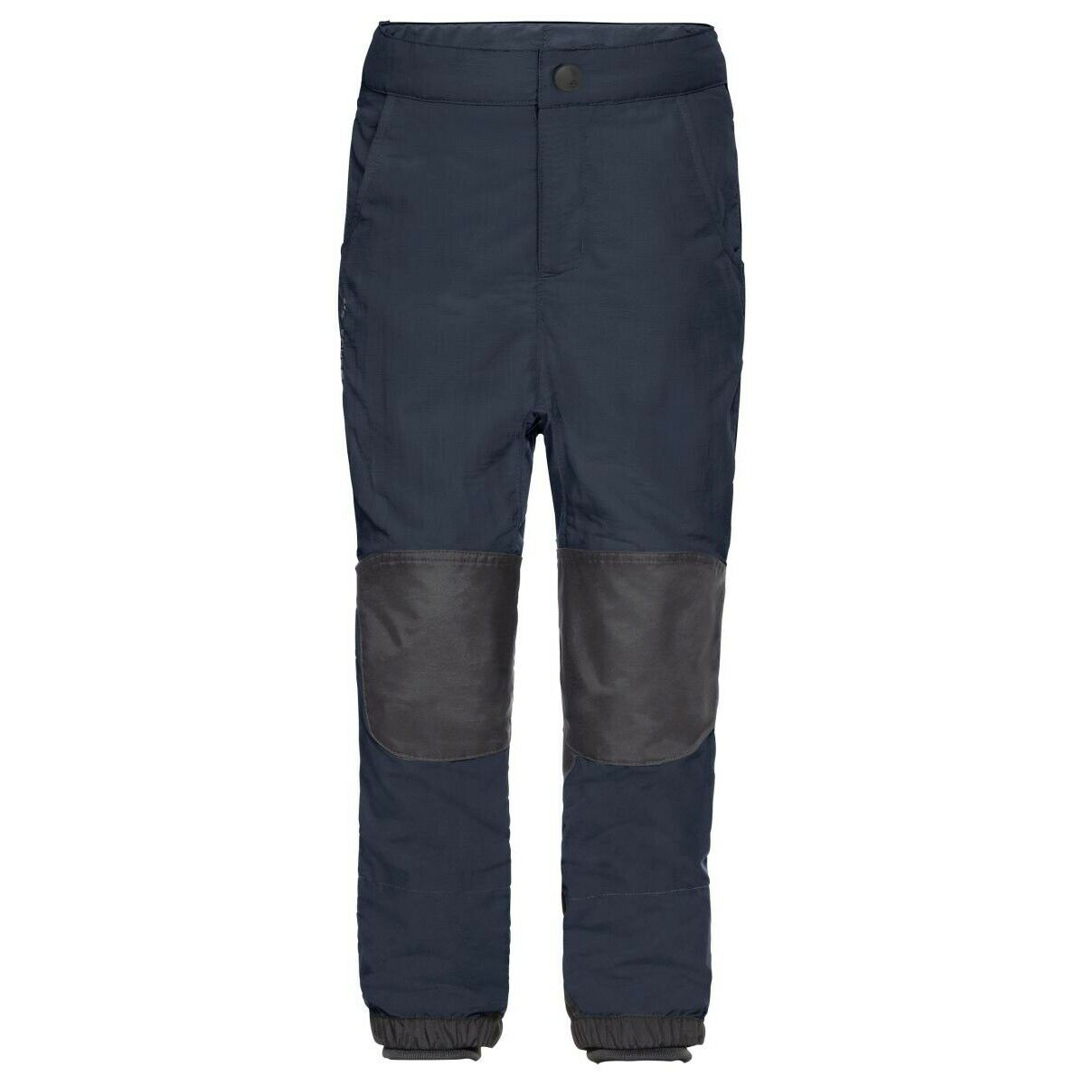Vaude Caprea Pants III Bambini Trekking Pantaloni Blu